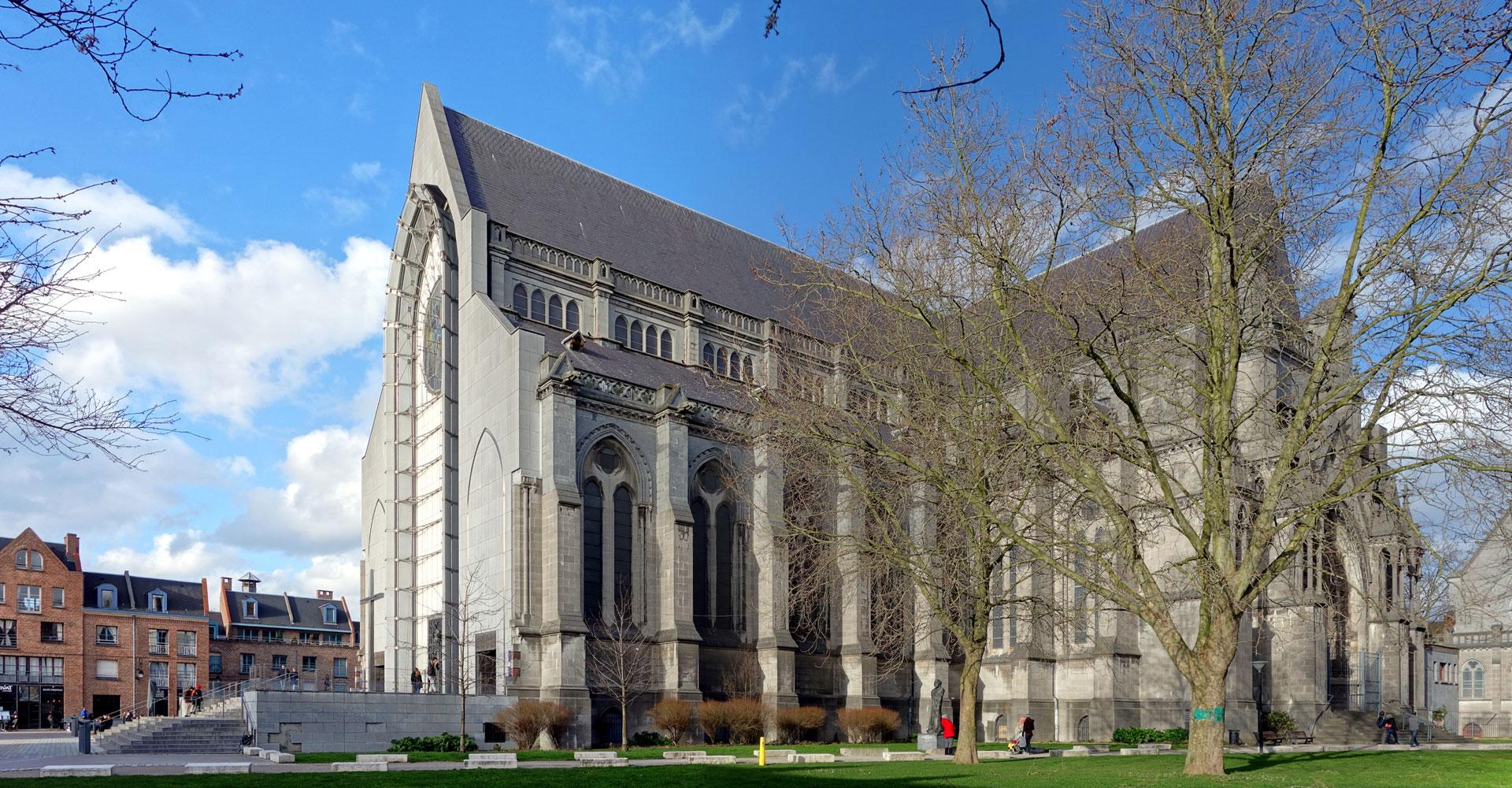 La Cathédrale Notre-Dame-de-la-Treille